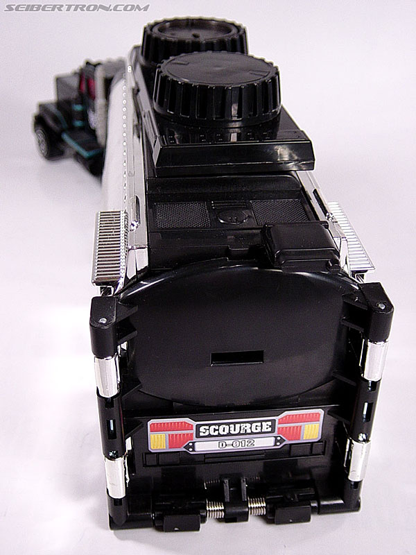 Transformers Robots In Disguise Scourge (Black Convoy) (Image #11 of 67)