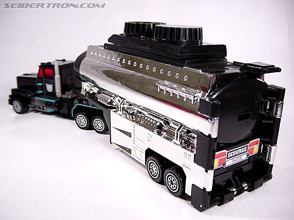 Transformers Robots In Disguise Scourge (Black Convoy) (Image #12 of 67)