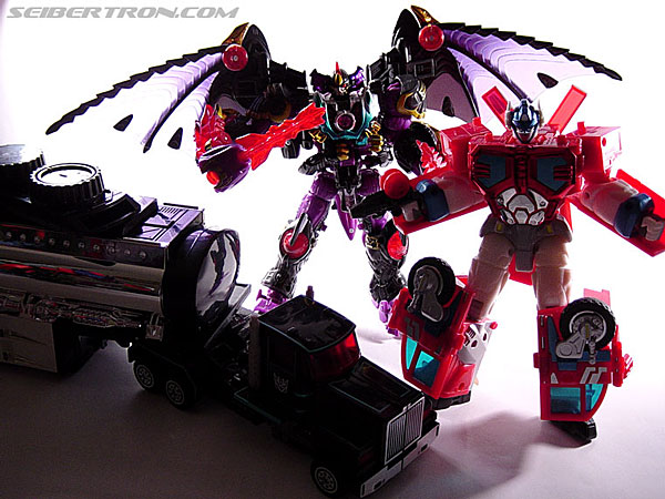 Transformers Robots In Disguise Scourge (Black Convoy) (Image #27 of 67)