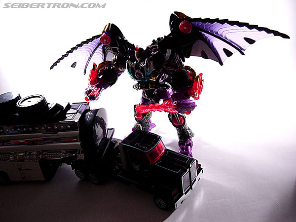 Transformers Robots In Disguise Scourge (Black Convoy) (Image #28 of 67)