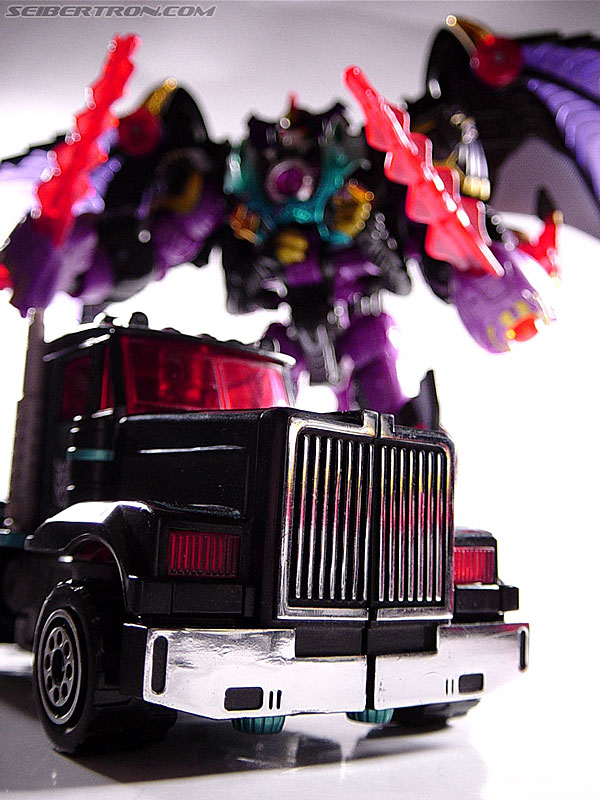 Transformers Robots In Disguise Scourge (Black Convoy) (Image #29 of 67)