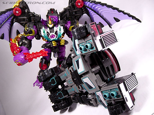 Transformers Robots In Disguise Scourge (Black Convoy) (Image #30 of 67)