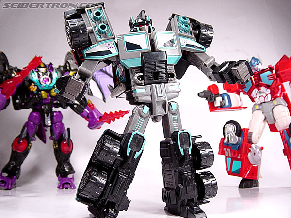Transformers Robots In Disguise Scourge (Black Convoy) (Image #32 of 67)