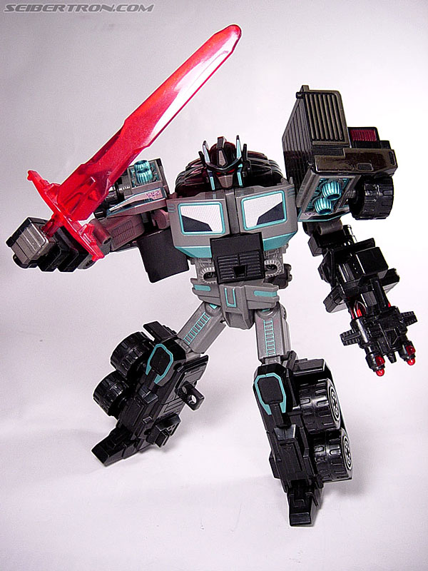 Transformers Robots In Disguise Scourge (Black Convoy) (Image #33 of 67)