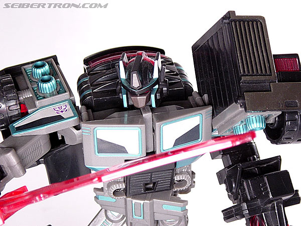 Transformers Robots In Disguise Scourge (Black Convoy) (Image #34 of 67)
