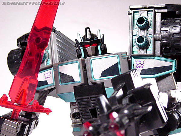 Transformers Robots In Disguise Scourge (Black Convoy) (Image #35 of 67)