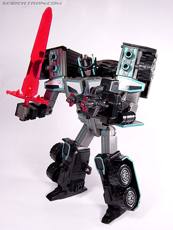 Transformers Robots In Disguise Scourge (Black Convoy) (Image #36 of 67)
