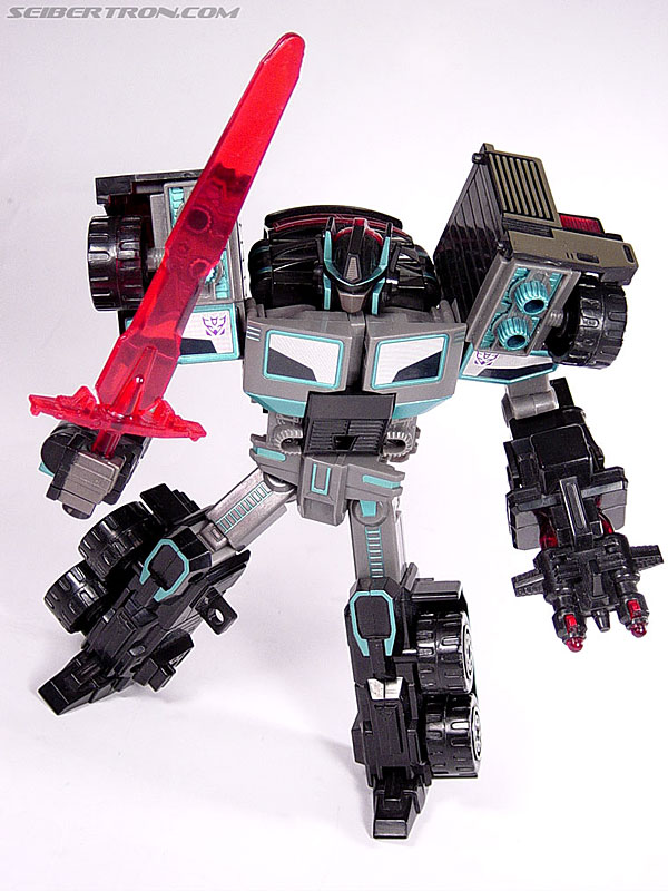 Transformers Robots In Disguise Scourge (Black Convoy) (Image #37 of 67)
