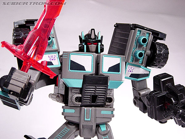 Transformers Robots In Disguise Scourge (Black Convoy) (Image #38 of 67)
