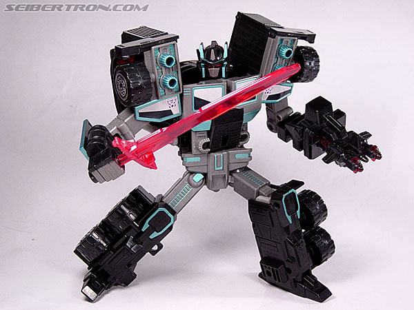 Transformers Robots In Disguise Scourge (Black Convoy) (Image #39 of 67)