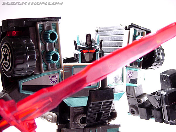 Transformers Robots In Disguise Scourge (Black Convoy) (Image #40 of 67)