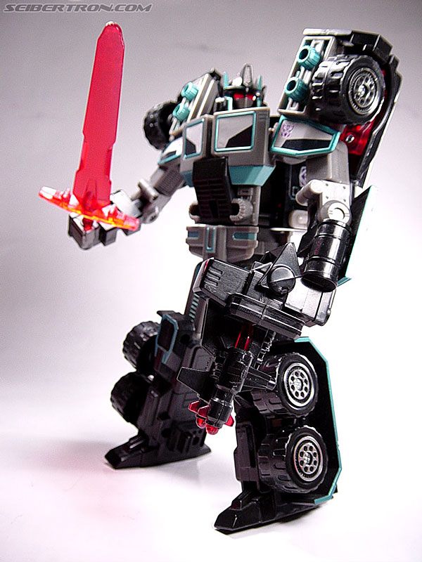 Transformers Robots In Disguise Scourge (Black Convoy) (Image #42 of 67)