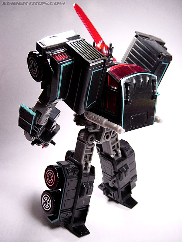 Transformers Robots In Disguise Scourge (Black Convoy) (Image #43 of 67)