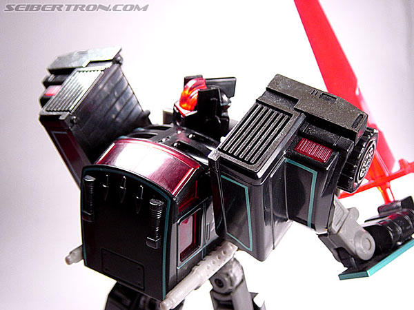 Transformers Robots In Disguise Scourge (Black Convoy) (Image #44 of 67)