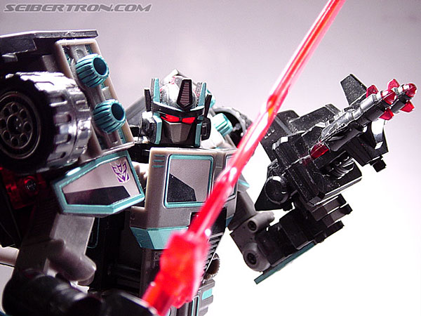 Transformers Robots In Disguise Scourge (Black Convoy) (Image #46 of 67)
