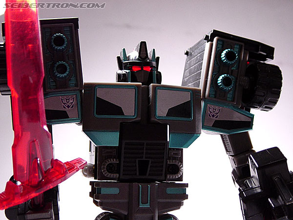 Transformers Robots In Disguise Scourge (Black Convoy) (Image #48 of 67)
