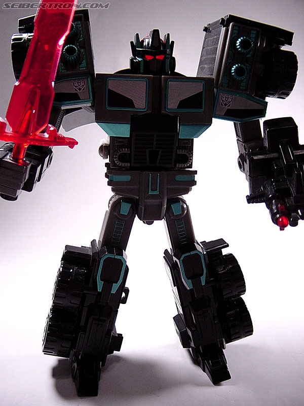 Transformers Robots In Disguise Scourge (Black Convoy) (Image #49 of 67)