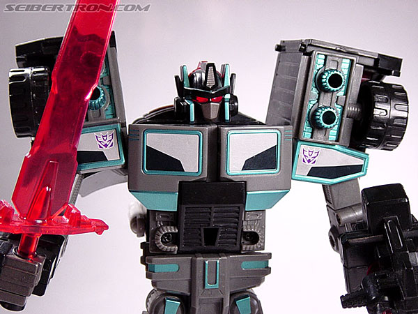 Transformers Robots In Disguise Scourge (Black Convoy) (Image #50 of 67)