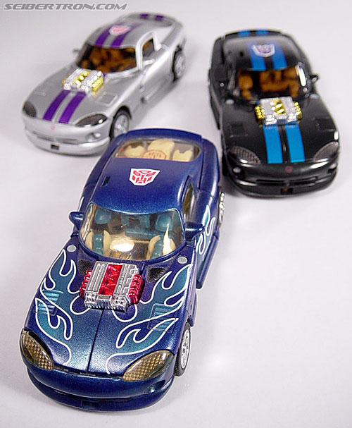 Transformers Robots In Disguise Side Burn (Image #1 of 54)