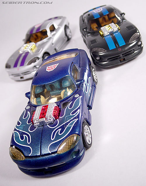 Transformers Robots In Disguise Side Burn (Image #2 of 54)