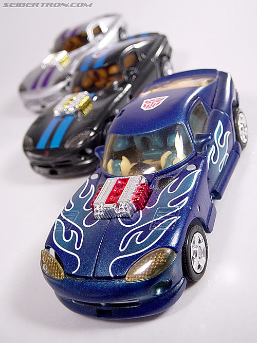 Transformers Robots In Disguise Side Burn (Image #4 of 54)