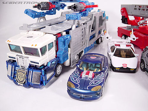 Transformers Robots In Disguise Side Burn (Image #48 of 54)