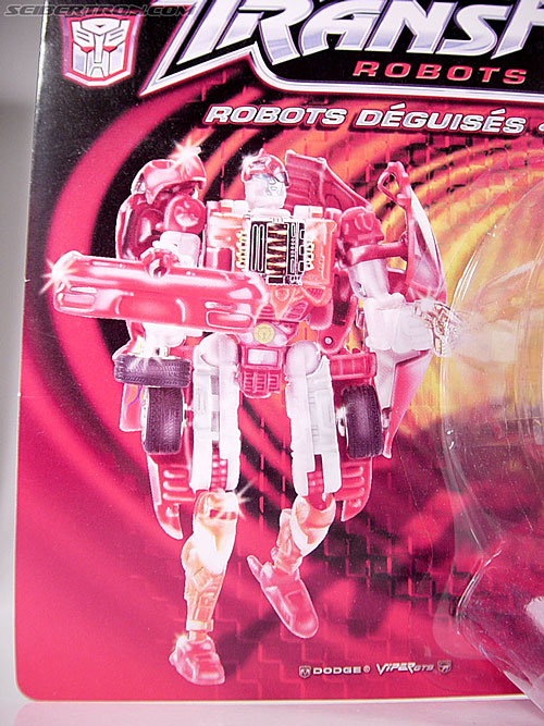 Transformers Robots In Disguise Side Burn (Image #2 of 52)
