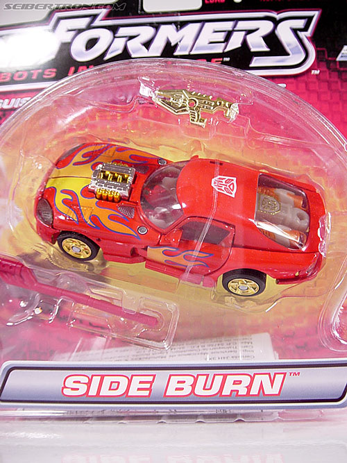 Transformers Robots In Disguise Side Burn (Image #4 of 52)