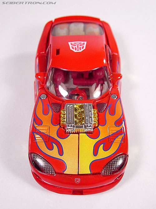Transformers Robots In Disguise Side Burn (Image #7 of 52)