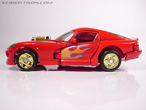 Transformers Robots In Disguise Side Burn (Image #15 of 52)