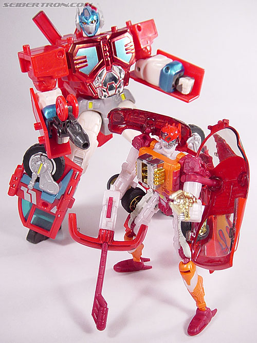 Transformers Robots In Disguise Side Burn (Image #51 of 52)