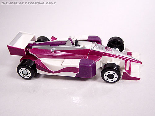 Transformers Robots In Disguise Skid-Z (Indy Heat) (Image #4 of 39)