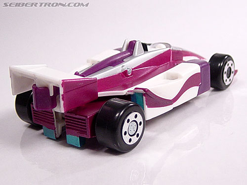 Transformers Robots In Disguise Skid-Z (Indy Heat) (Image #6 of 39)