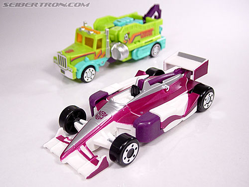 Transformers Robots In Disguise Skid-Z (Indy Heat) (Image #15 of 39)
