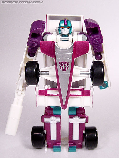Transformers Robots In Disguise Skid-Z (Indy Heat) (Image #16 of 39)