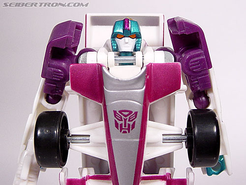 Transformers Robots In Disguise Skid-Z (Indy Heat) (Image #17 of 39)