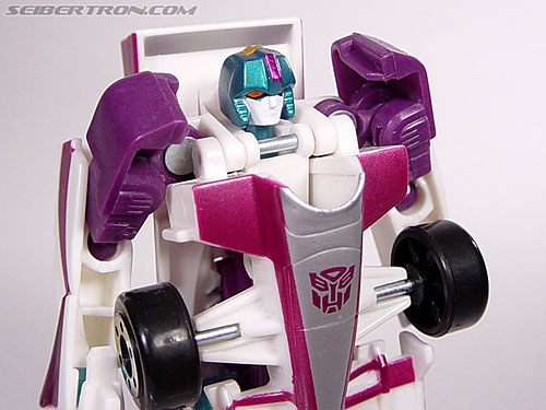 Transformers Robots In Disguise Skid-Z (Indy Heat) (Image #19 of 39)