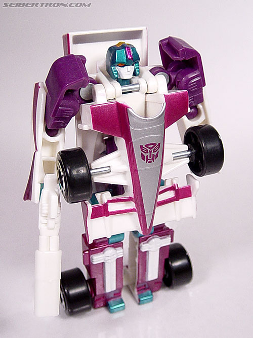 Transformers Robots In Disguise Skid-Z (Indy Heat) (Image #21 of 39)