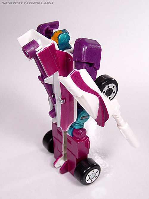 Transformers Robots In Disguise Skid-Z (Indy Heat) (Image #23 of 39)