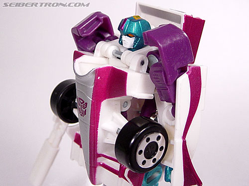 Transformers Robots In Disguise Skid-Z (Indy Heat) (Image #27 of 39)