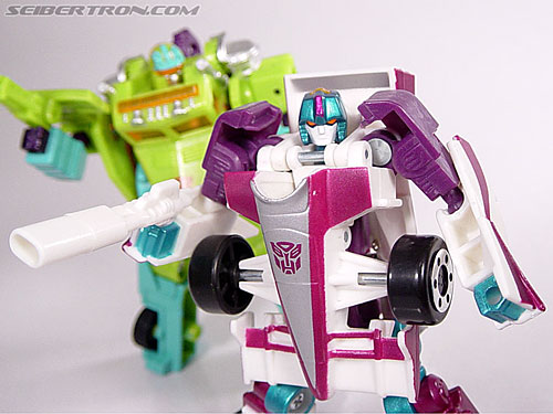 Transformers Robots In Disguise Skid-Z (Indy Heat) (Image #34 of 39)