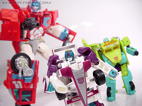 Transformers Robots In Disguise Skid-Z (Indy Heat) (Image #38 of 39)