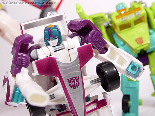 Transformers Robots In Disguise Skid-Z (Indy Heat) (Image #39 of 39)