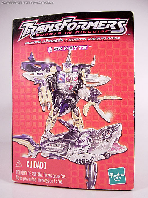 Transformers Robots In Disguise Sky-Byte (Gelshark) (Image #4 of 105)