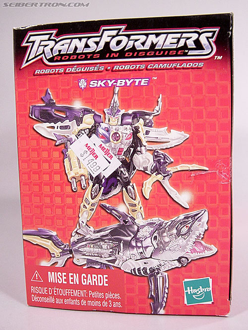 Transformers Robots In Disguise Sky-Byte (Gelshark) (Image #8 of 105)