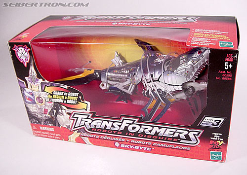 Transformers Robots In Disguise Sky-Byte (Gelshark) (Image #11 of 105)