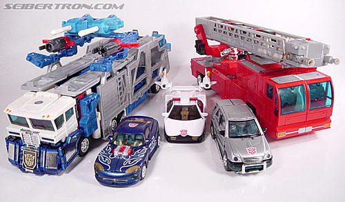 Transformers Robots In Disguise Ultra Magnus (God Magnus) (Image #1 of 102)