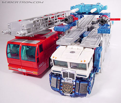 Transformers Robots In Disguise Ultra Magnus (God Magnus) (Image #18 of 102)