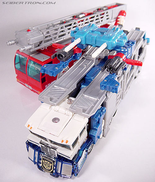 Transformers Robots In Disguise Ultra Magnus (God Magnus) (Image #19 of 102)