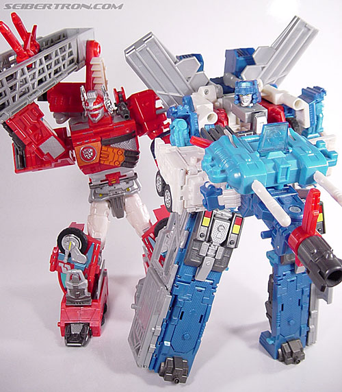 Transformers Robots In Disguise Ultra Magnus (God Magnus) (Image #101 of 102)